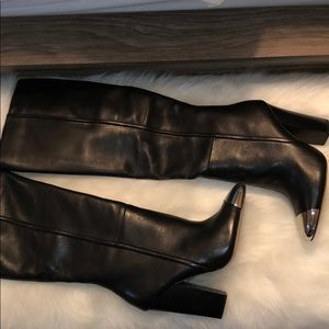 Aldo real 100% leather boots